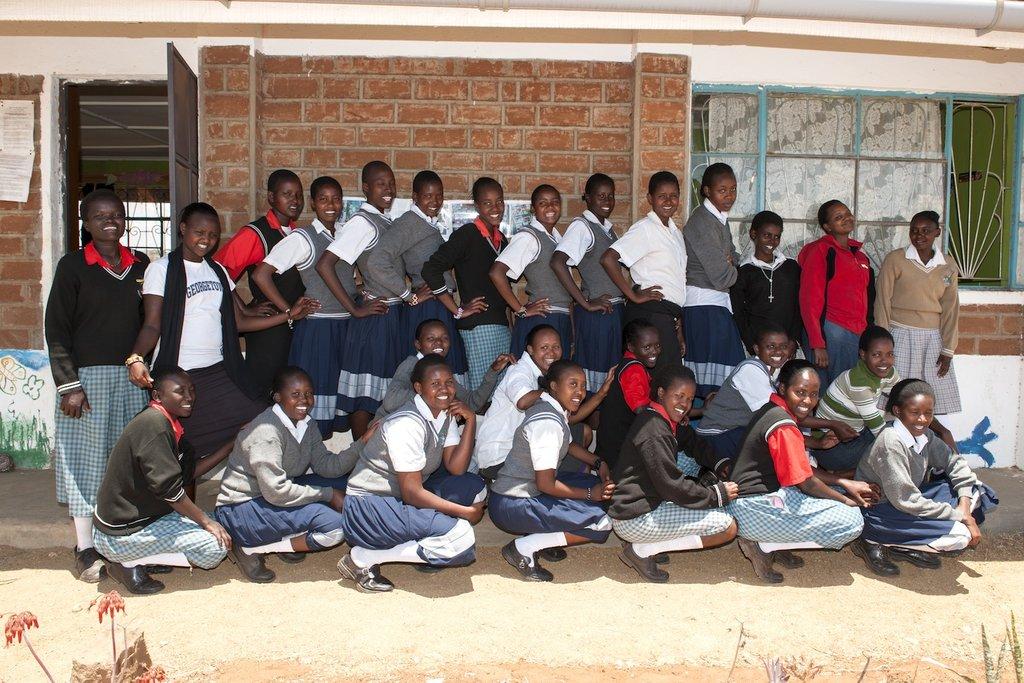 High-School Scholarships for 3 Maasai Girls, Kenya