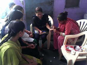 Health check up and HB testing
