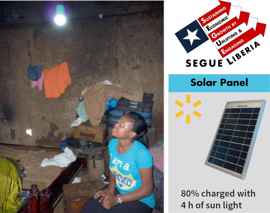 Powering Homes and Empowering 100 Women in Liberia