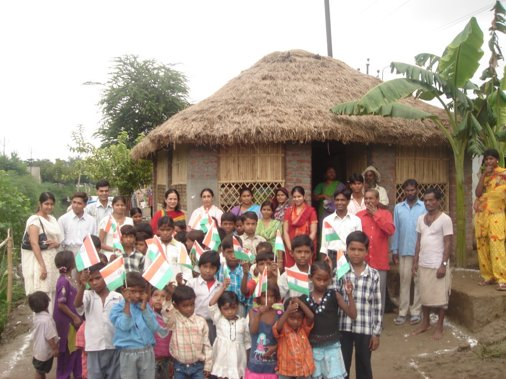 Provide non formal education to children in slums