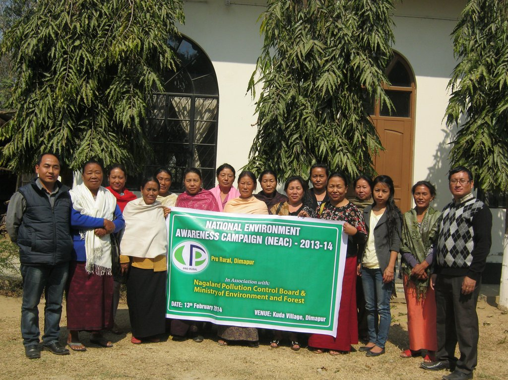 Empower 90 Youth as Waste Wise Managers in Dimapur