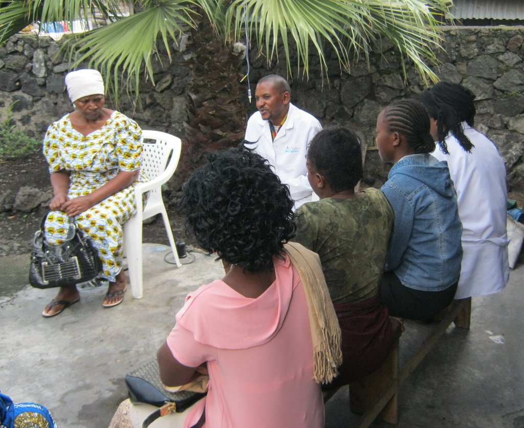Cervical Cancer Prevention in DRC, a big priority