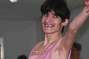Anahit (resident) dancing