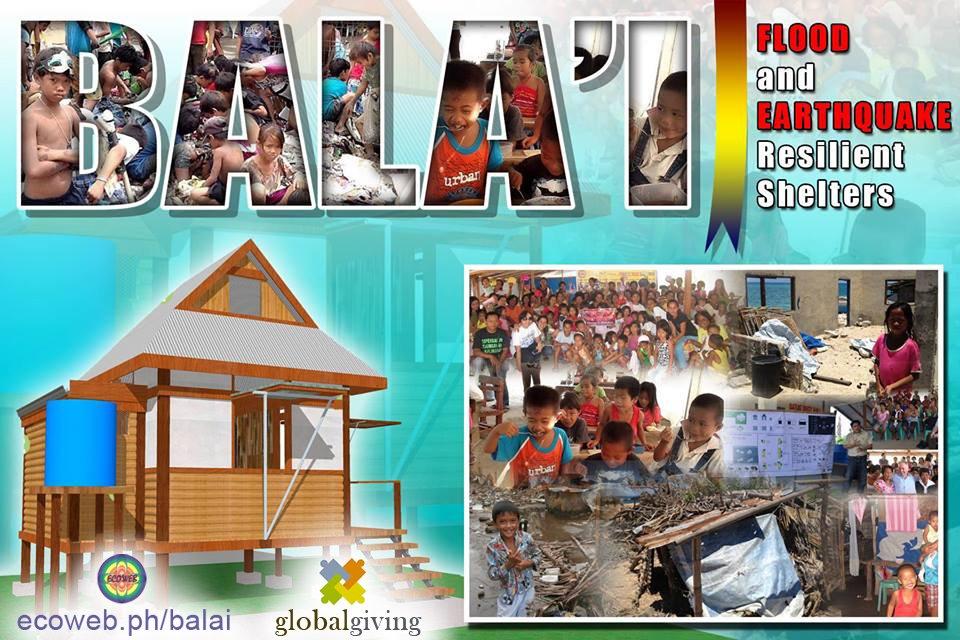 Build 40 water & toilet units - Haiyan PHilippines