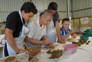 Ceramic, Modeling in Clay