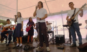 Musical Performances at Festival of Good Living