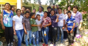 Young participants of Entrepreneurship Workshops