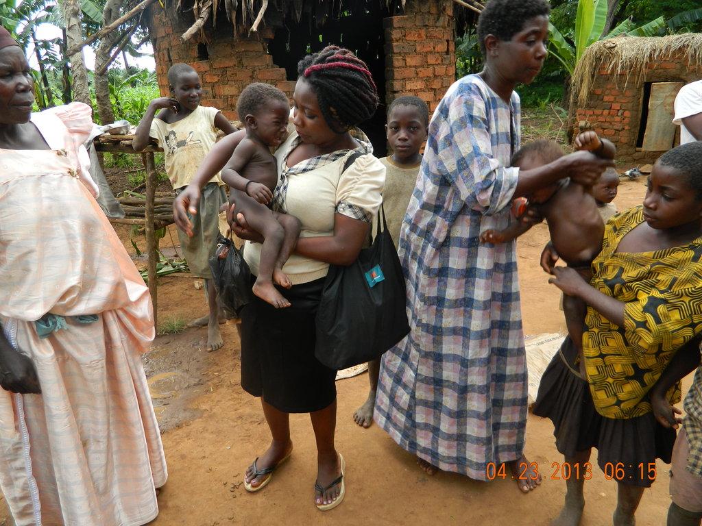 Restore Hope to 186 HIV+ Women in Uganda - Pallisa