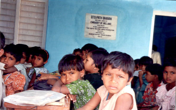 Care for 200 neglected poor children in Sunderban