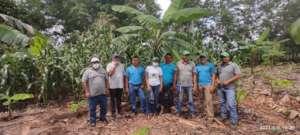 Producers on Ometepe Island