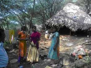 Tribal Girl Children
