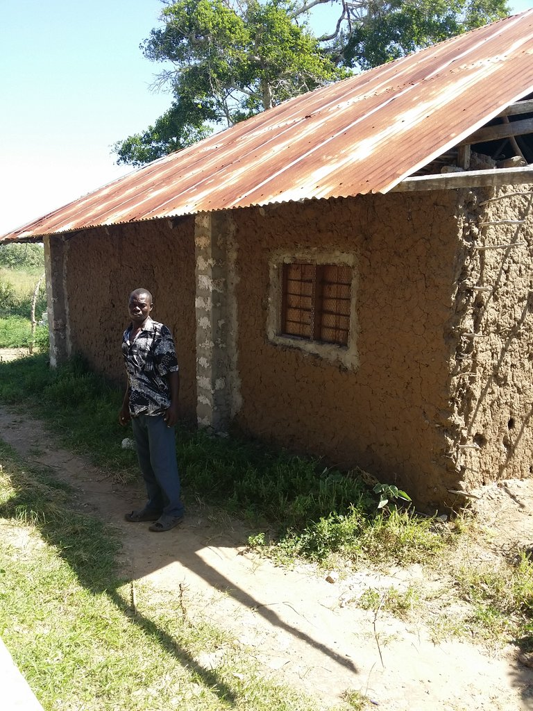 Rebuilding Buyani Secondary School