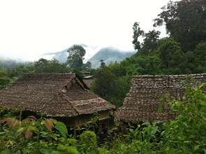 The remote border area