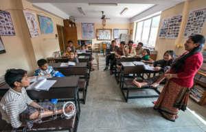 Open classroom, healing bodies, expanding minds