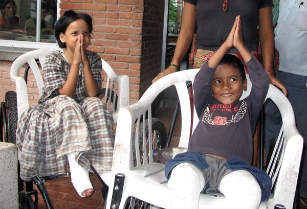 Surgery for Children with Disabilities in Nepal