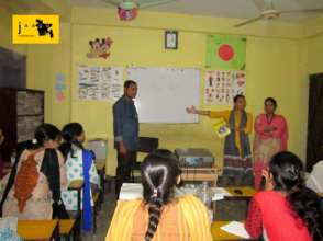 Teacher's Training at Chittagong