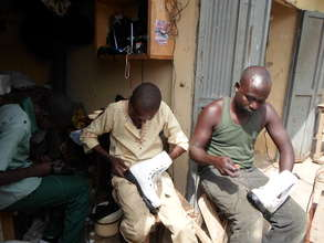 Create employment for orphans in Northern Nigeria
