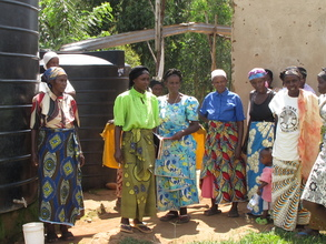 Hard Workers water project