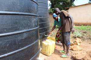 The community now has safe local access to water