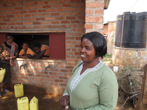 Water delivered to 250 families. Venture: Work for Life