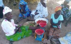 Abundant water produces plentiful harvests