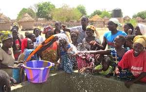 Darou Diadji now has clean, abundant water!