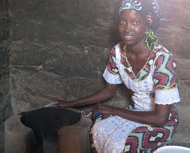 Women are thrilled with their efficient cookstoves