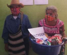 Priority supplies for the elderly