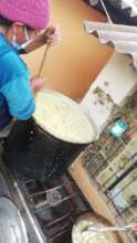 Cooking the fanesca