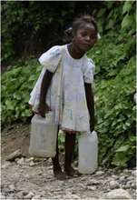 Easy access to water frees up time to go to school