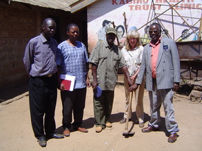 Photo of Project Supervisors