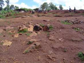 Erosion at KYC
