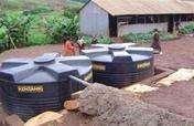 Ablution block and Kitchen for 500 in Nairobi Slum