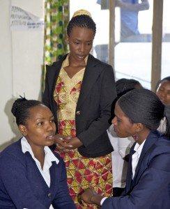 Help RESONATE Train 450 Rwandan Women Leaders