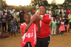 Champions of their neighborhood educational league
