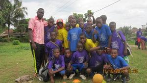 Kumba Legends FC standing proud