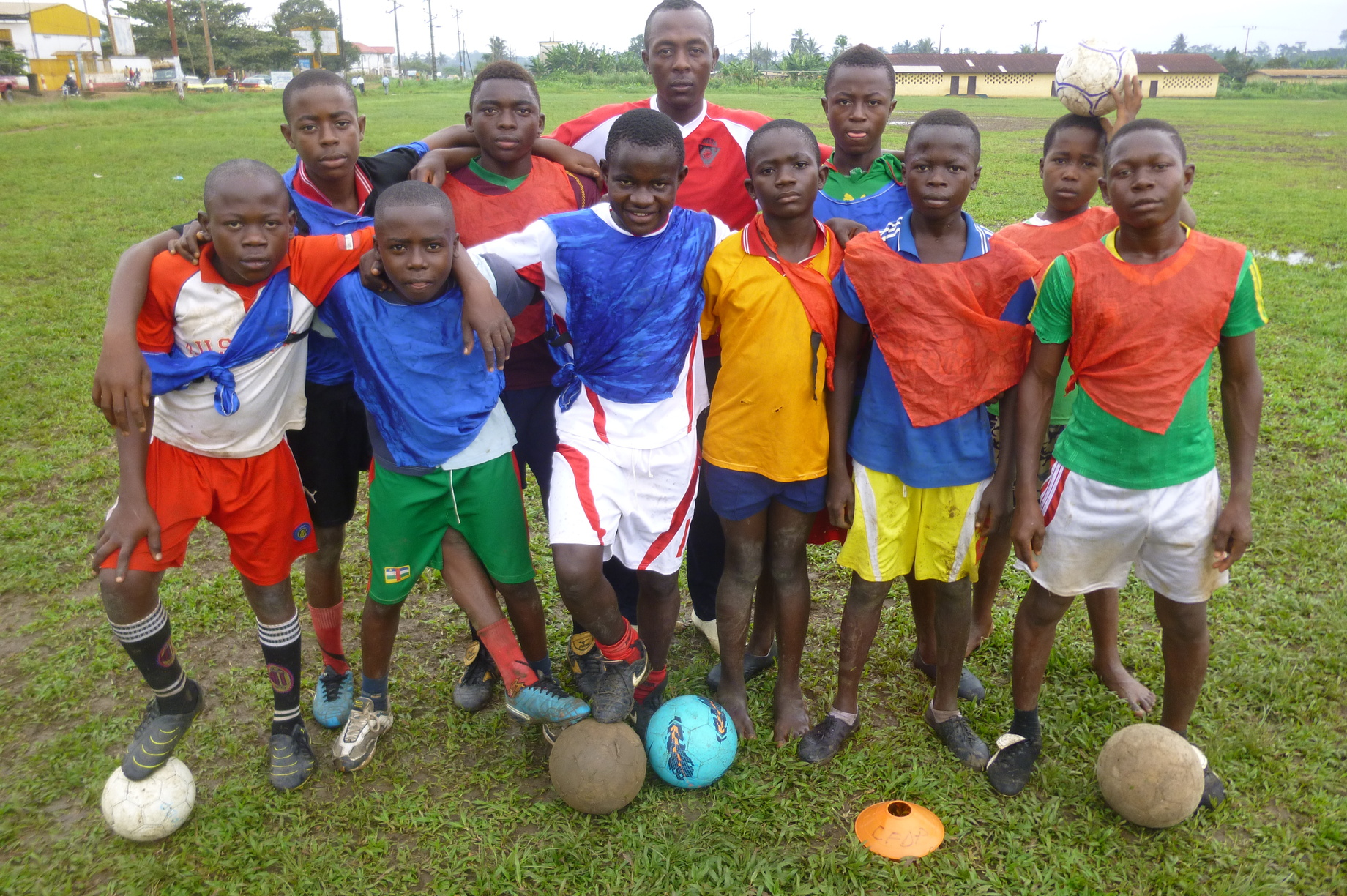 Launch a Youth Soccer League in Cameroon