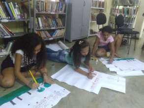 Creation of awareness posters on Mining