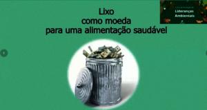 One solution: trash for veggies