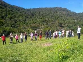 Iracambi classroom pre covid