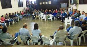 Mining Meeting in Belizario