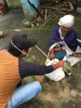 Emergency food for the elderly