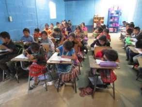 Full classrooms