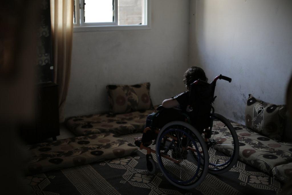 Help Syrian Refugees Heal in Gaza