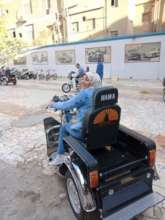 Equipped Ride is a necessity for wheelchair users