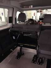 Wheelchair accessible facility - inside