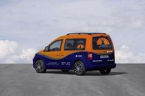 Alhassan Foundation wheelchair accessible car