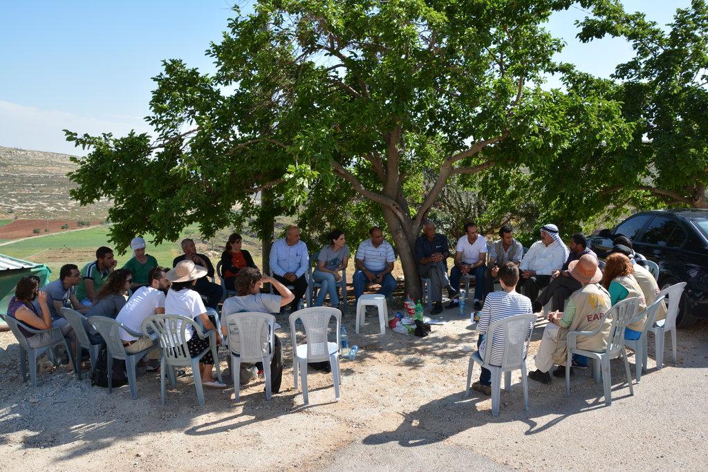 Abir's Garden: a Safe Place to Grow