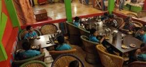 Visit to Restaurant