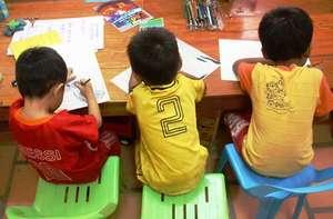 Classes for even the smallest children